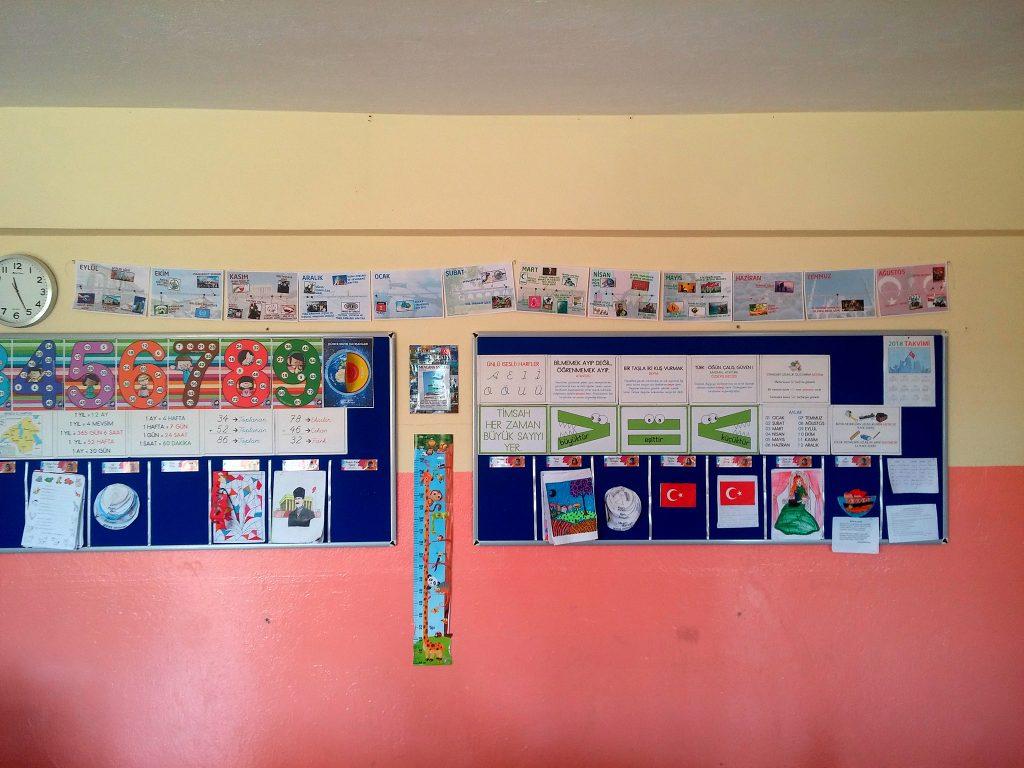 Belirli Gün Ve Haftalar Sınıf Takvimi Ali öğretmen Materyal Tasarım
